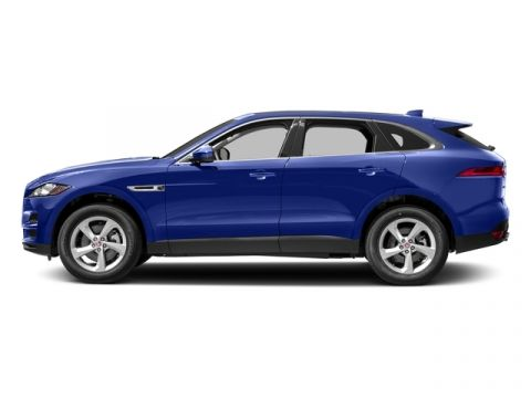 New 2018 Jaguar F-PACE 35t Prestige AWD With Navigation & AWD