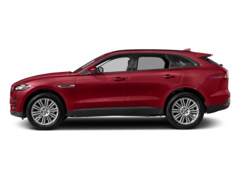 New 2018 Jaguar F-PACE 20d Prestige AWD With Navigation & AWD
