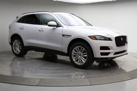 New 2018 Jaguar F-PACE 25t Prestige AWD With Navigation & AWD