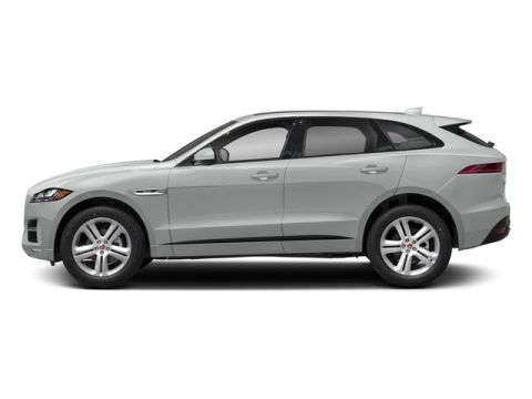 New 2018 Jaguar F-PACE 25t R-Sport AWD With Navigation & AWD