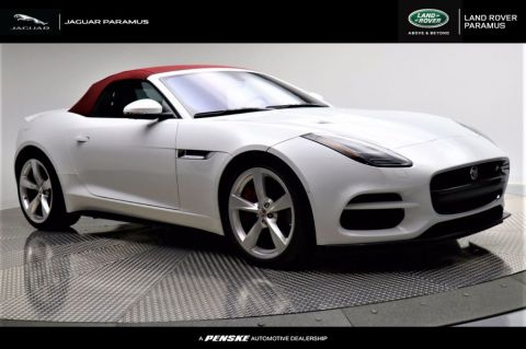 New 2018 Jaguar F-TYPE Convertible Automatic R AWD With Navigation & AWD