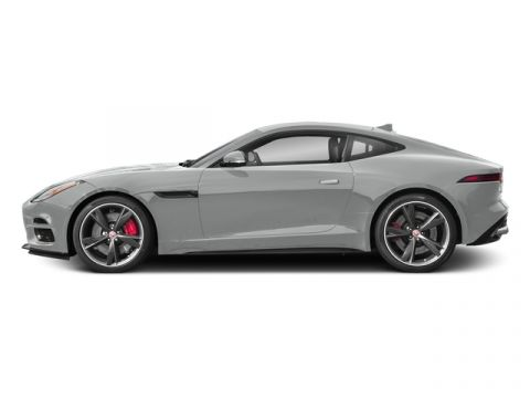New 2018 Jaguar F-TYPE Coupe Automatic R-Dynamic AWD With Navigation & AWD