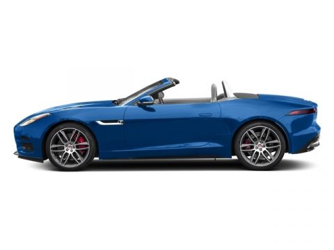 New 2018 Jaguar F-TYPE Convertible Automatic 380HP AWD With Navigation & AWD
