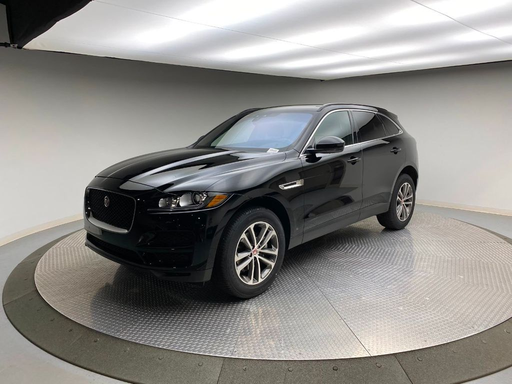 New 2020 Jaguar F-PACE 25t Premium AWD All Wheel Drive SUV