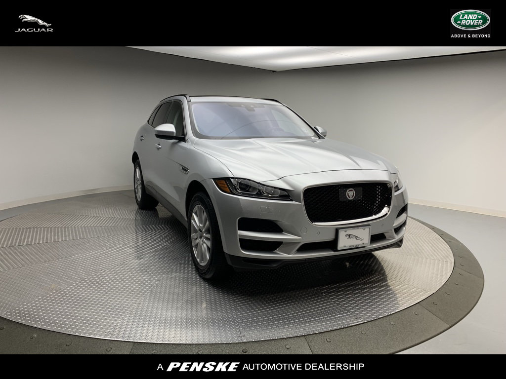 CERTIFIED PRE-OWNED 2019 JAGUAR E PACE 30T AWD