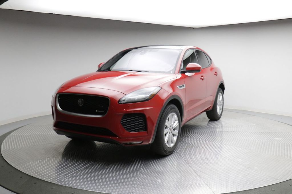 Pre-Owned 2020 Jaguar E-PACE P300 AWD R-Dynamic S