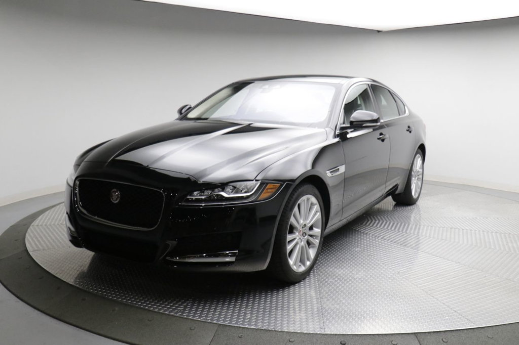 New 2020 Jaguar XF Sedan 25t Premium AWD