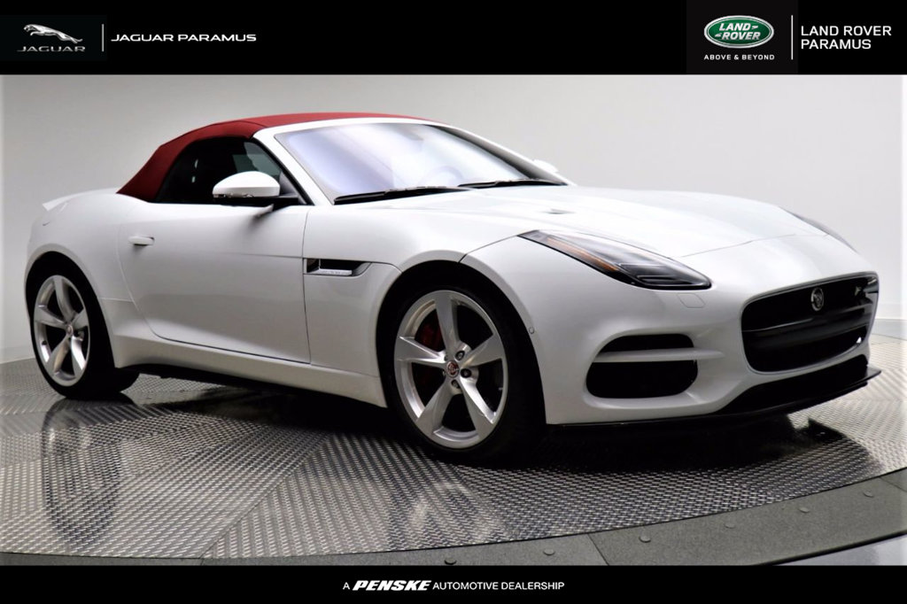 New 2018 Jaguar F Type Convertible Automatic R Awd
