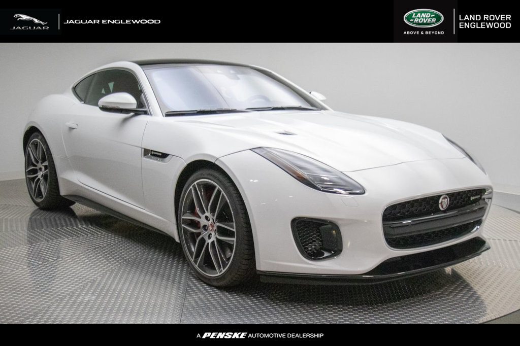 New 2019 Jaguar F-TYPE Coupe Automatic R-Dynamic AWD