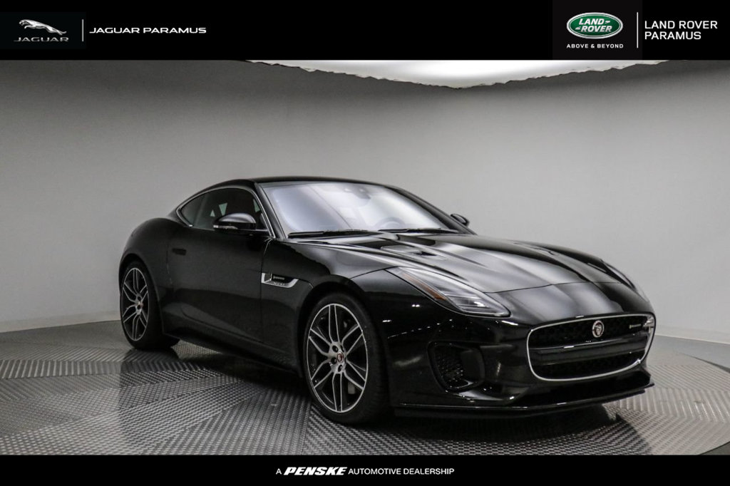 New 2019 Jaguar F TYPE Coupe Automatic R Dynamic AWD