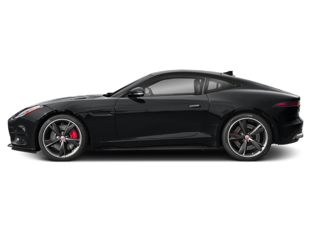 New 2020 Jaguar F-TYPE Coupe Automatic R-Dynamic AWD