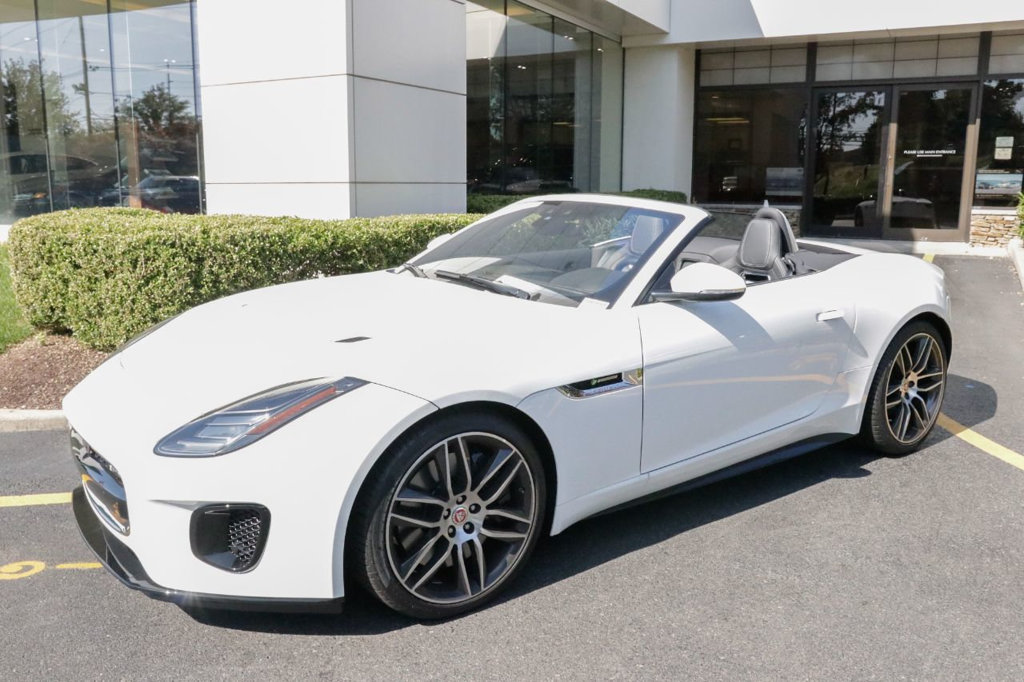 NEW 2020 F-TYPE 380 CONVERTIBLE