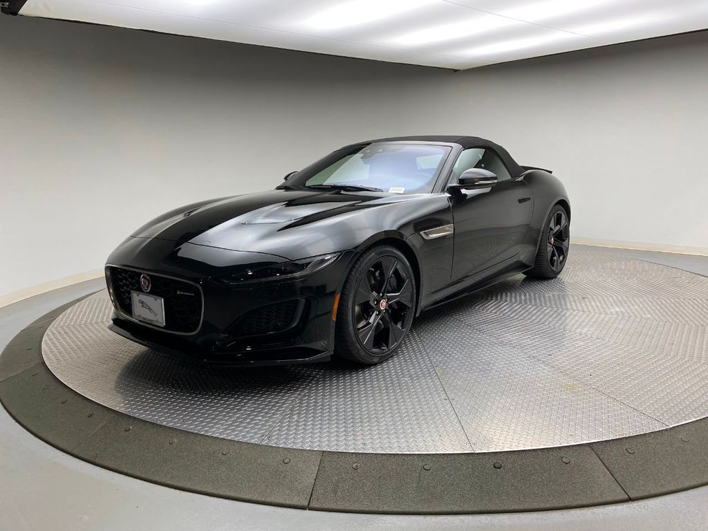 New 2021 Jaguar F-Type F TYPE 380 CNV 2DR P380 R-DYNAM AT