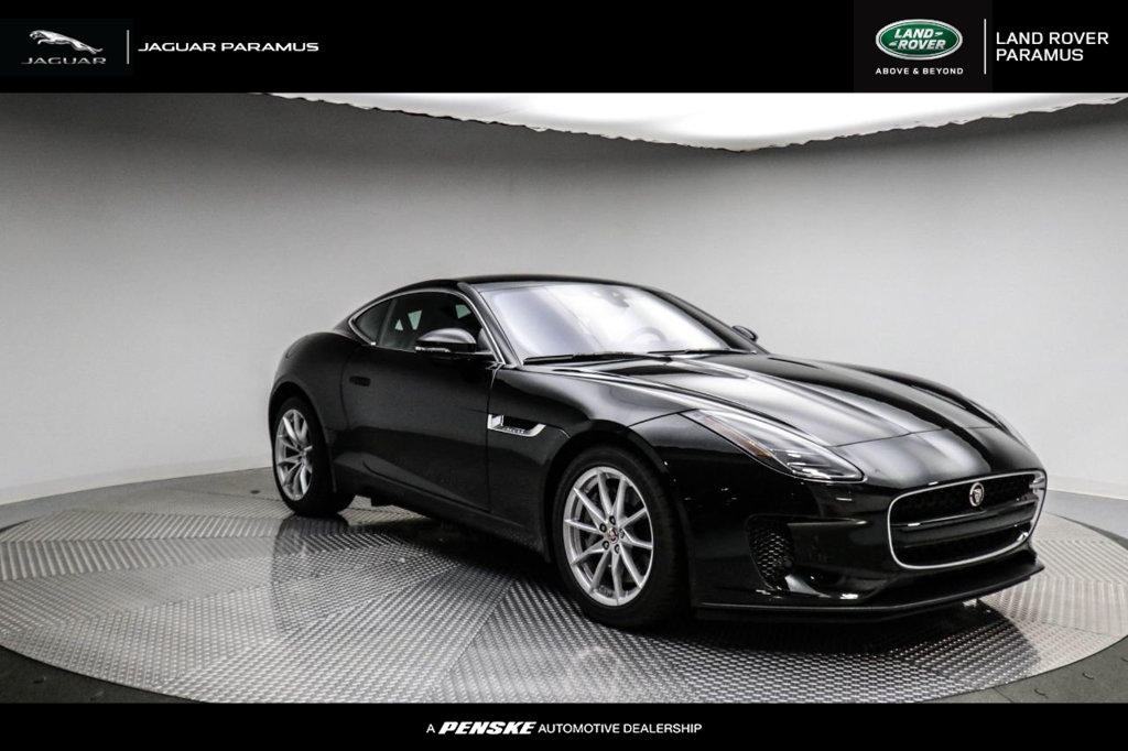 New 2019 Jaguar F TYPE Coupe Automatic P300
