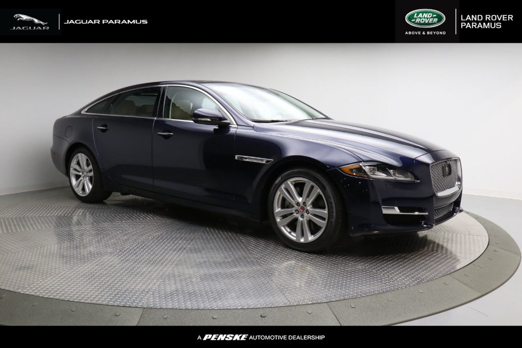new 2018 jaguar xj xjl portfolio rwd sedan in paramus. Black Bedroom Furniture Sets. Home Design Ideas