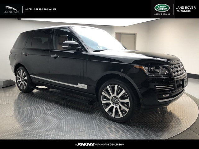 Certified Pre-Owned 2014 Land Rover Range Rover 4WD 4dr Supercharged Autobiography LWB