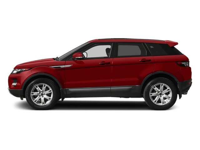 Pre-Owned 2013 Land Rover Range Rover Evoque 5dr Hatchback Pure