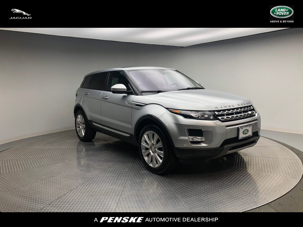 Pre-Owned 2014 Land Rover Range Rover Evoque 5dr Hatchback Prestige