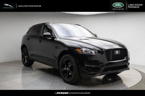 New 2019 Jaguar F-PACE 25T AWD 25T PRESTIGE AWD PET