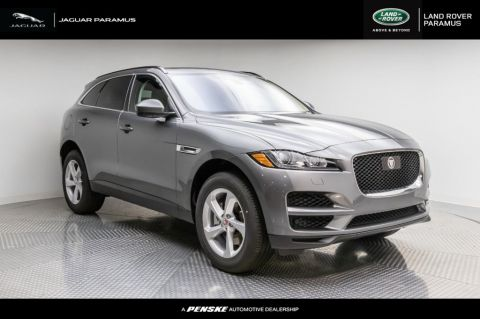 New 2019 Jaguar F-PACE 30T PRESTIGE AWD PET