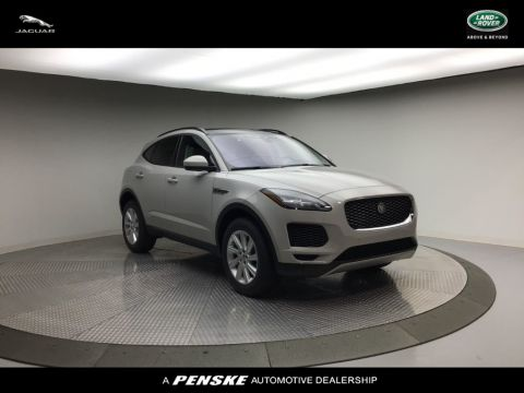 New 2019 Jaguar E-PACE P250 AWD S