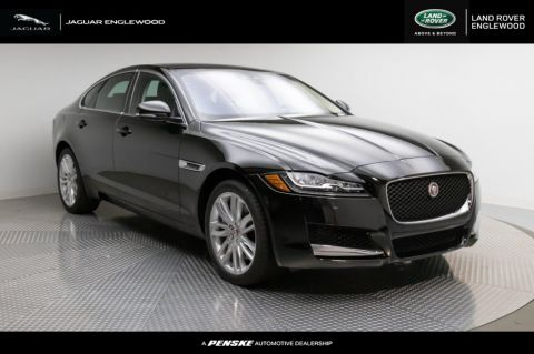 New 2019 Jaguar XF Sedan 30t Prestige AWD