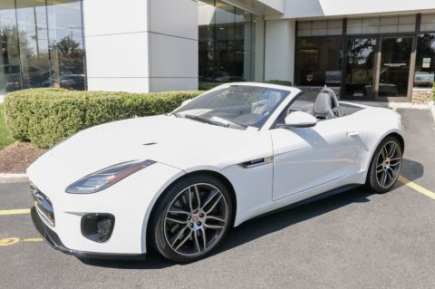 New 2020 Jaguar F-TYPE Convertible Automatic R-Dynamic AWD