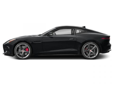New 2019 Jaguar F-TYPE Coupe Automatic P380 AWD