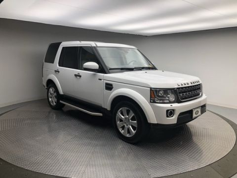 Certified Pre-Owned 2016 Land Rover LR4 4DR 4WD