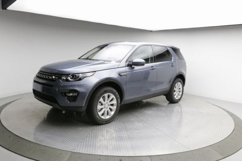 Pre-Owned 2019 Land Rover Discovery Sport SE 4WD