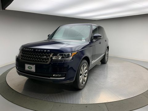 Pre-Owned 2015 Land Rover Range Rover 4WD 4dr