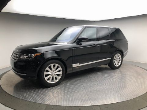 Pre-Owned 2016 Land Rover Range Rover 4WD 4dr Diesel HSE