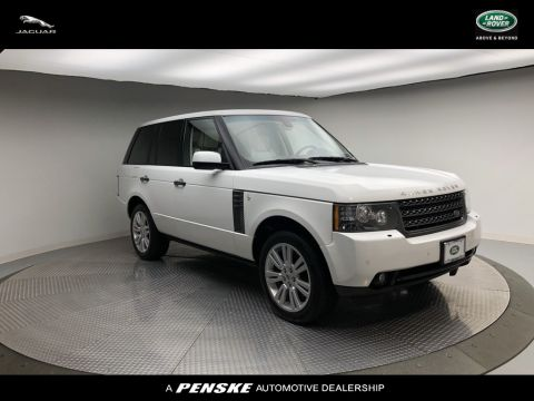 Pre-Owned 2011 Land Rover Range Rover 4WD 4dr HSE LUX