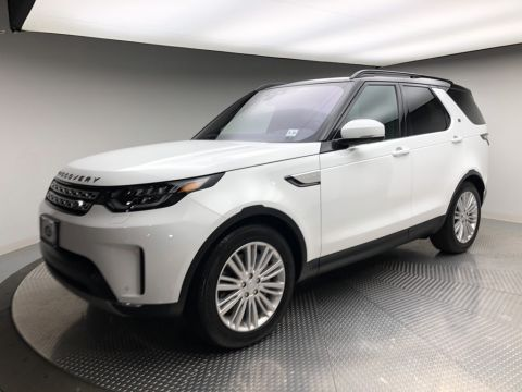 Certified Pre-Owned 2019 Land Rover Discovery HSE V6 Supercharged