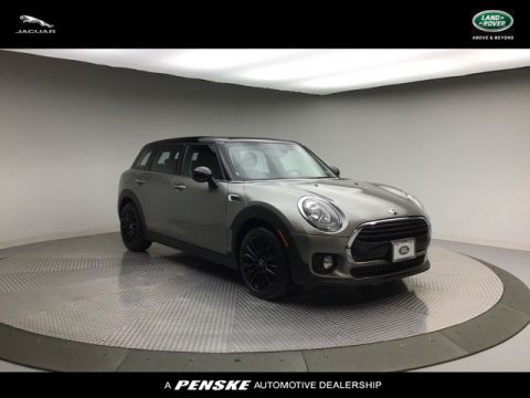 Pre-Owned 2016 MINI Cooper Clubman COOPER 4DR HB